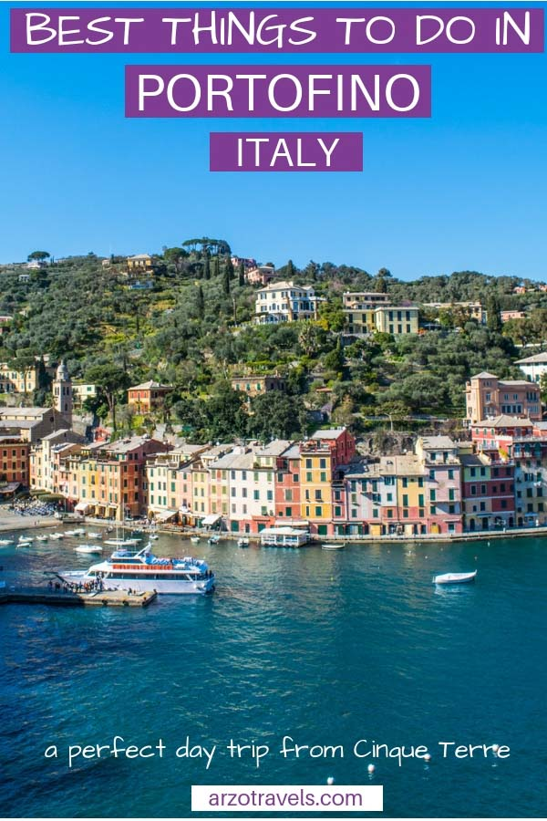 Best things to do in Portofino, Italy. Where to go and what to do -pin me on PinterestBest things to do in Portofino, Italy. Where to go and what to do -pin me on Pinterest