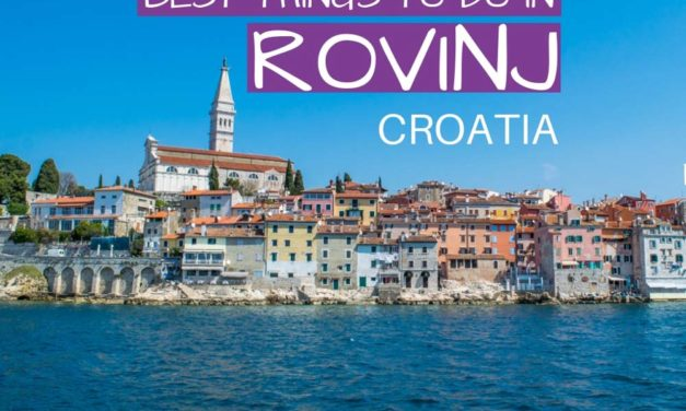 Best Things to do in Rovinj in One Day – Where to Go and What to See