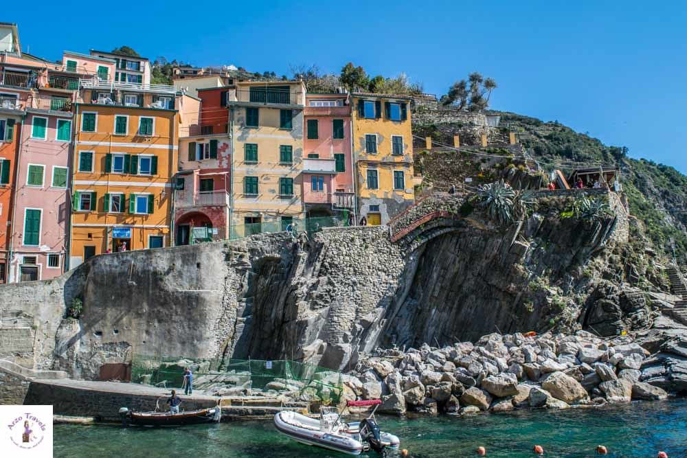 Cinque Terre, Riomaggiore best things to do