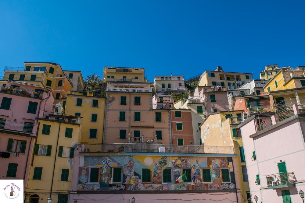 Cinque Terre, Riomaggiore where to go in Cinque Terre (1 von 1)