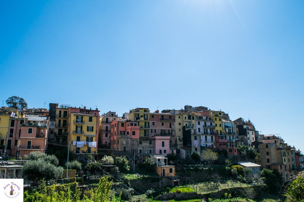 Cinque Terre best places to visit in Corniglia
