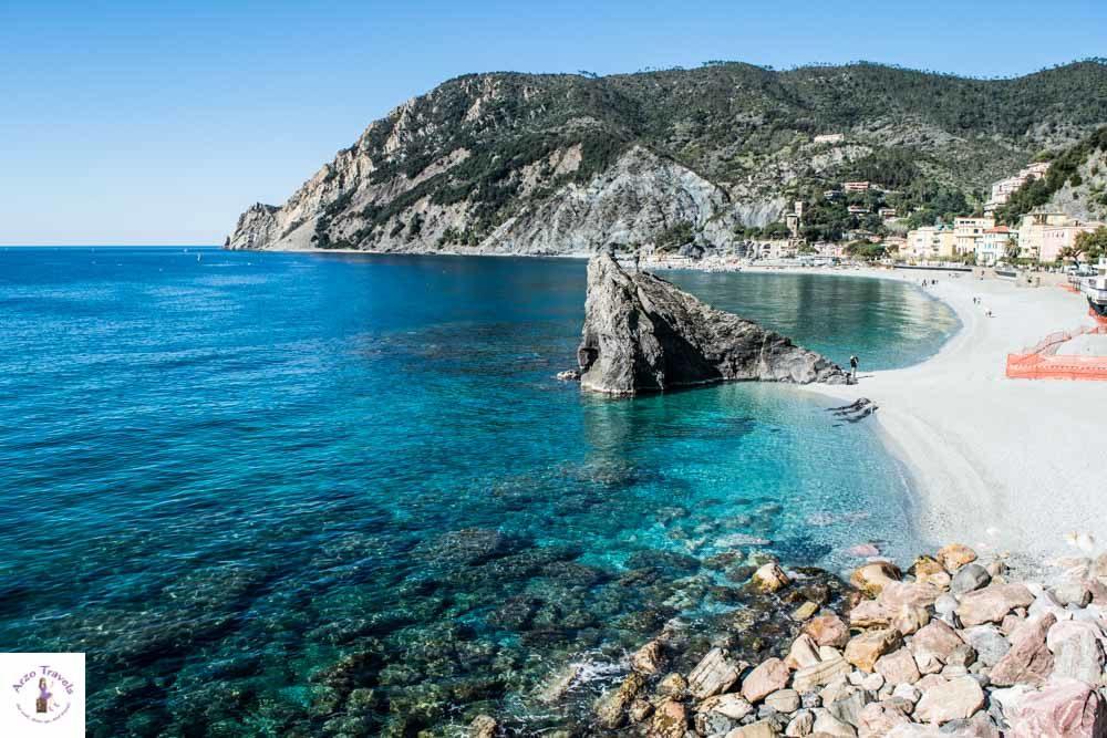 Cinque Terre itinerary, Monterosso