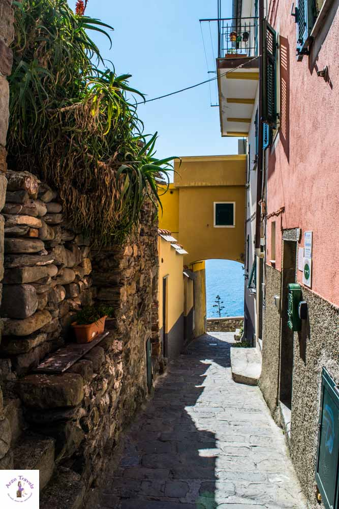 Cinque Terre, the best and beautiful places to visit in Corniglia (1 von 1)