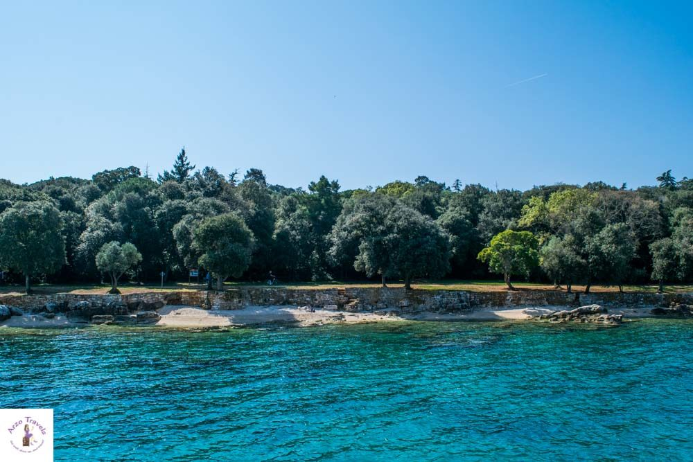 Croatia, Rovinj beach is one of the best things to do
