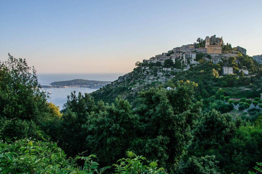 Eze in France is a great day trip from Nice
