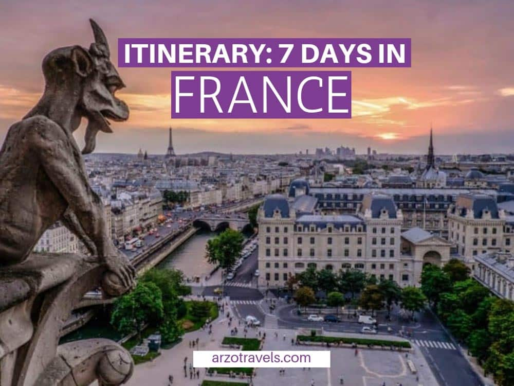 First-time in Italy_ An itinerary for France in 7 days