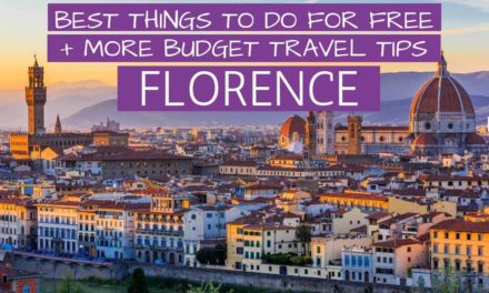 How to Explore Florence on a Budget