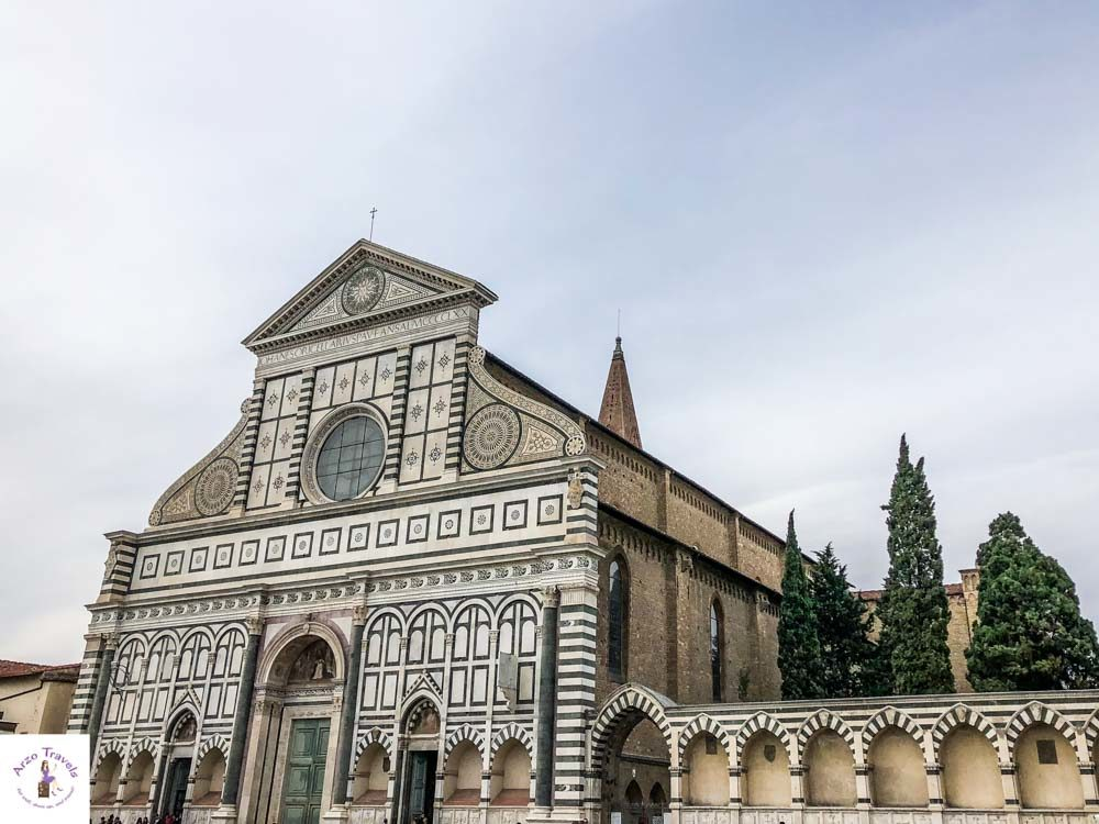 Free churches and attractions in Florence to visit