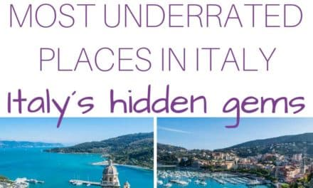 Most Beautiful Hidden Gems in Italy