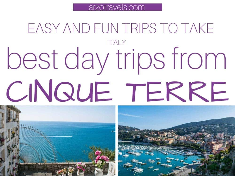 Italy, the best day trips to take from Cinque Terre, Italy