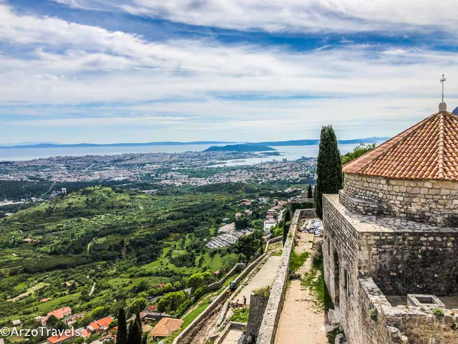 Klis Fortress in Split is a must-see