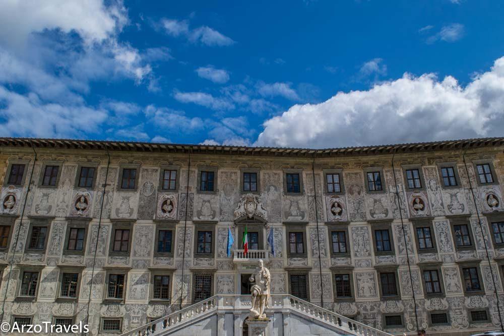 Knight Square - Piazza Dei Cavalieri in Pisa
