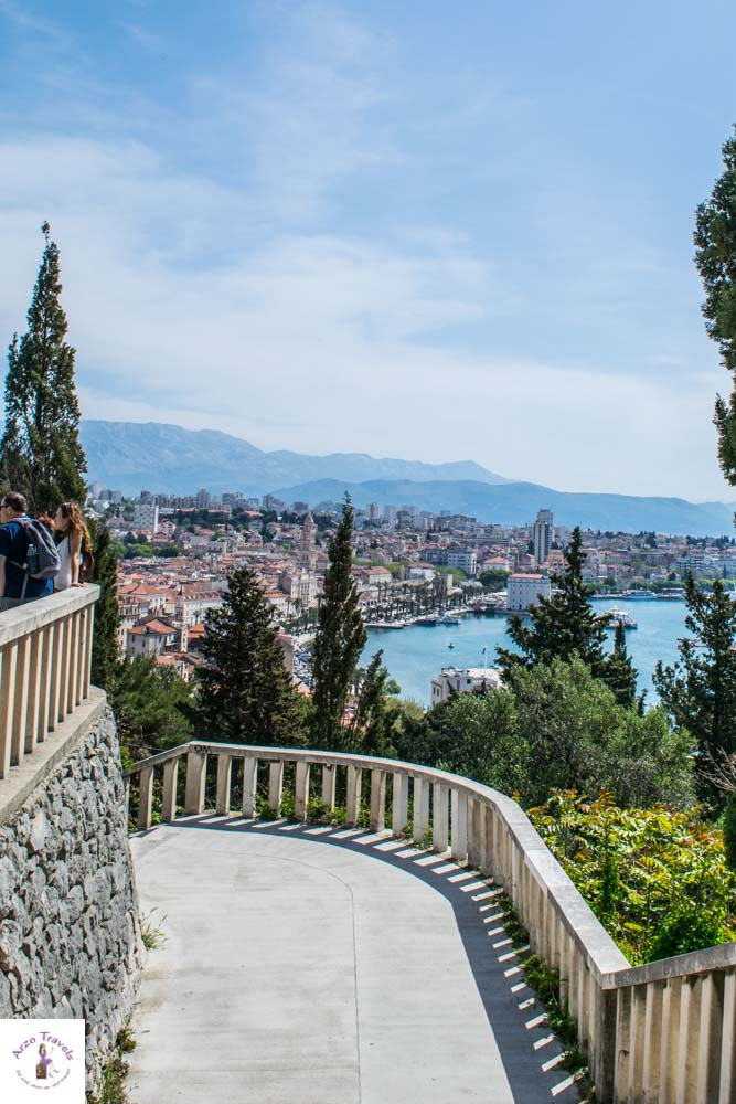 Marjan Hill in Split is one of the main attractions in Split
