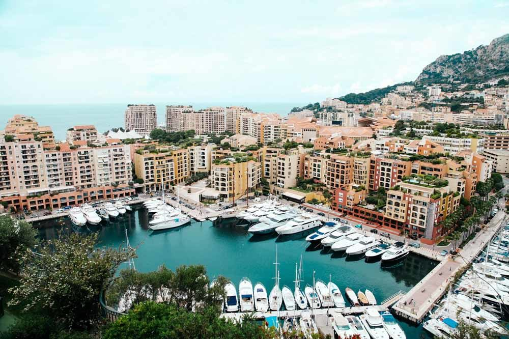 Monaco Port near Nice, a great place to visit in Nice in 3 days