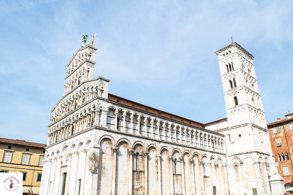 Most underrated places in Italy, Lucca in Tuscany