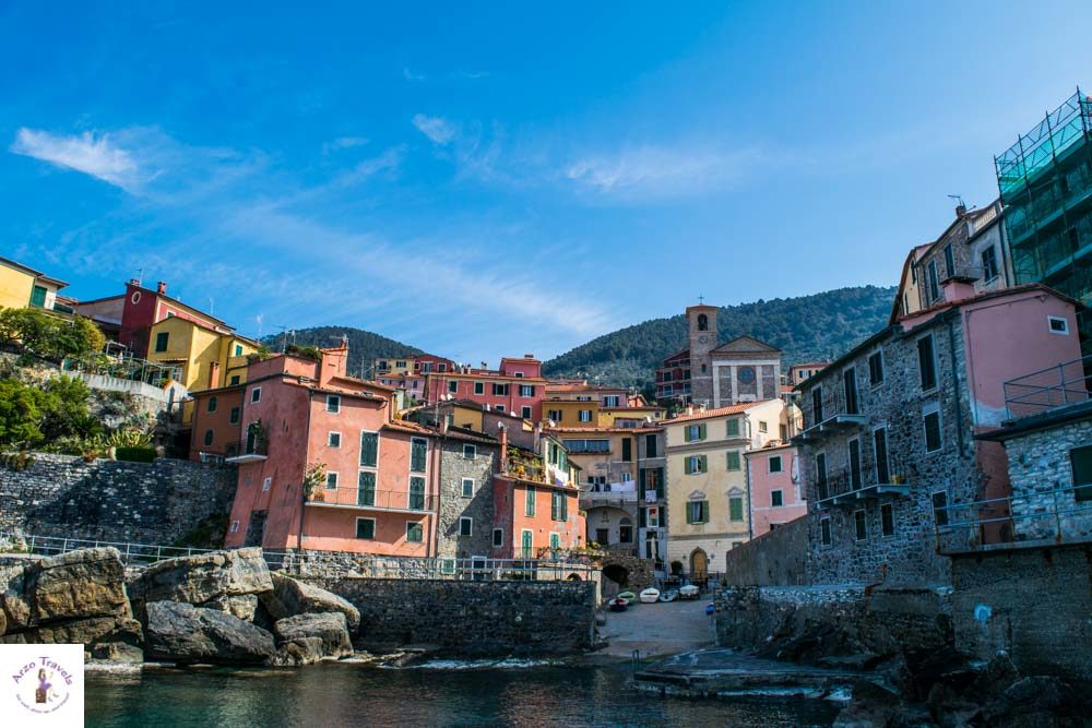 Most underrated places in Italy, Tellaro Liguria