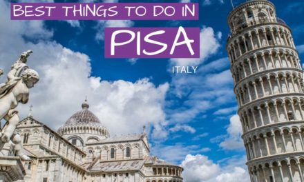 Great Things to Do in One Day in Pisa