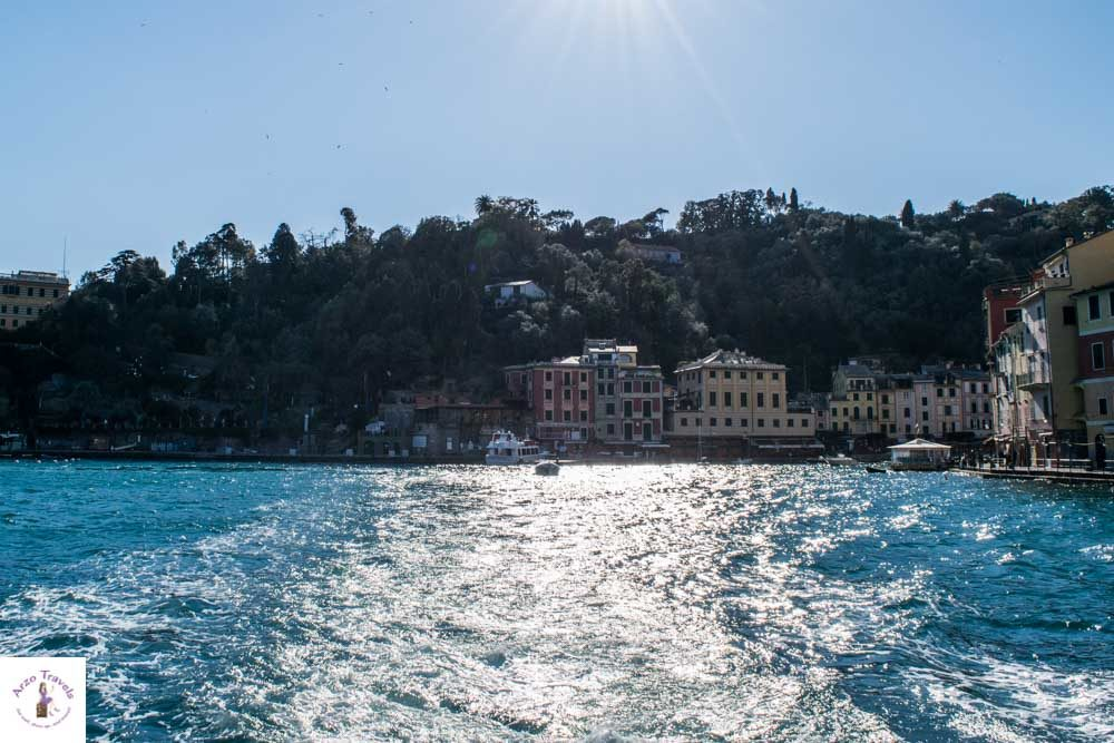 Portofino how to get there