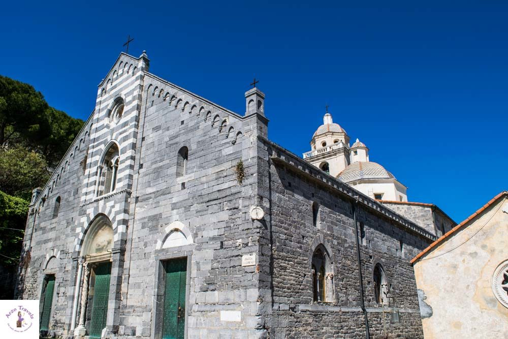San Lorenzo church in Porto Venere_