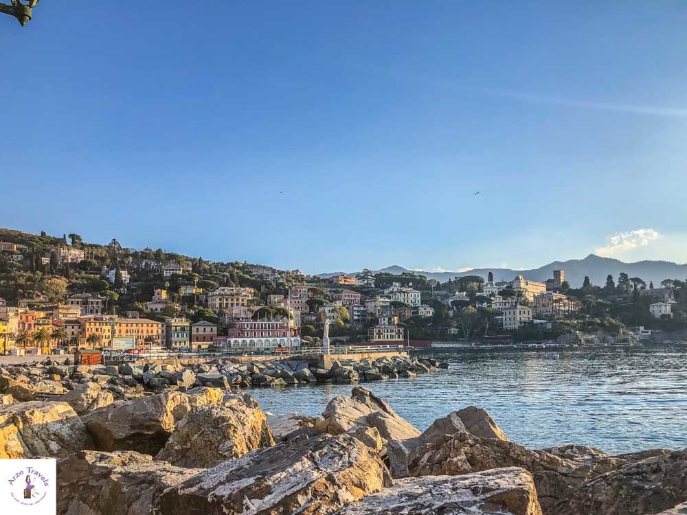 Santa Margherita in Liguria, hidden secrets in Italy