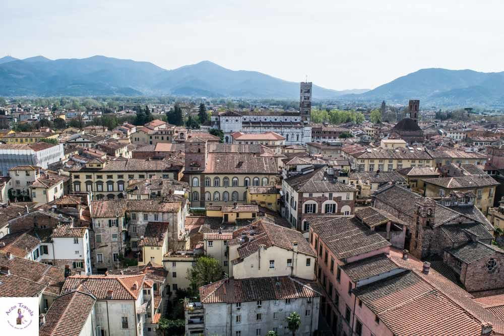Secret places places in Italy, Lucca in Tuscany