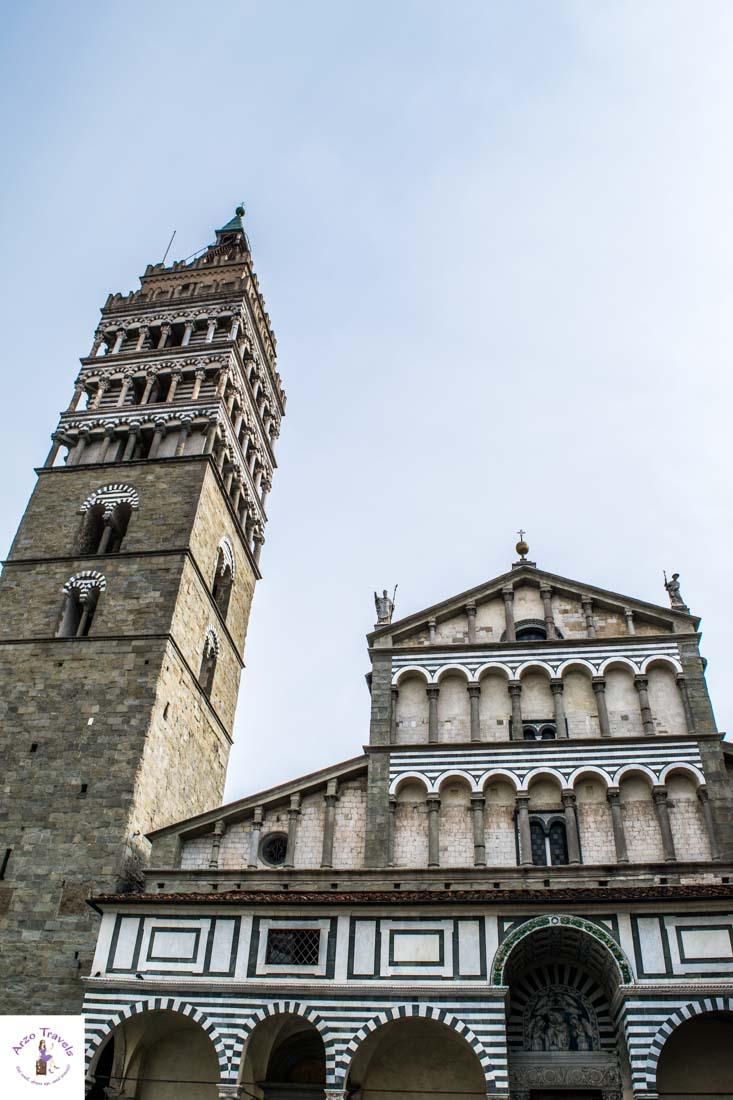 Secret places places in Italy, Pistoia in Tuscany