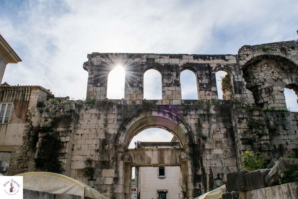 Silver Gate in Split should be on your Split itinerary