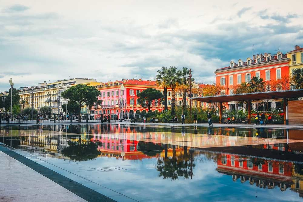 The Vieux Nice (Old Nice) should be on your Nice itinerary
