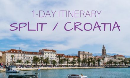 Best Things to Do in Split in One Day – An Itinerary