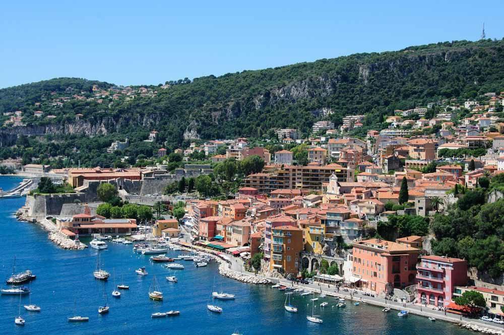 Villefranche sur Mer in Nice