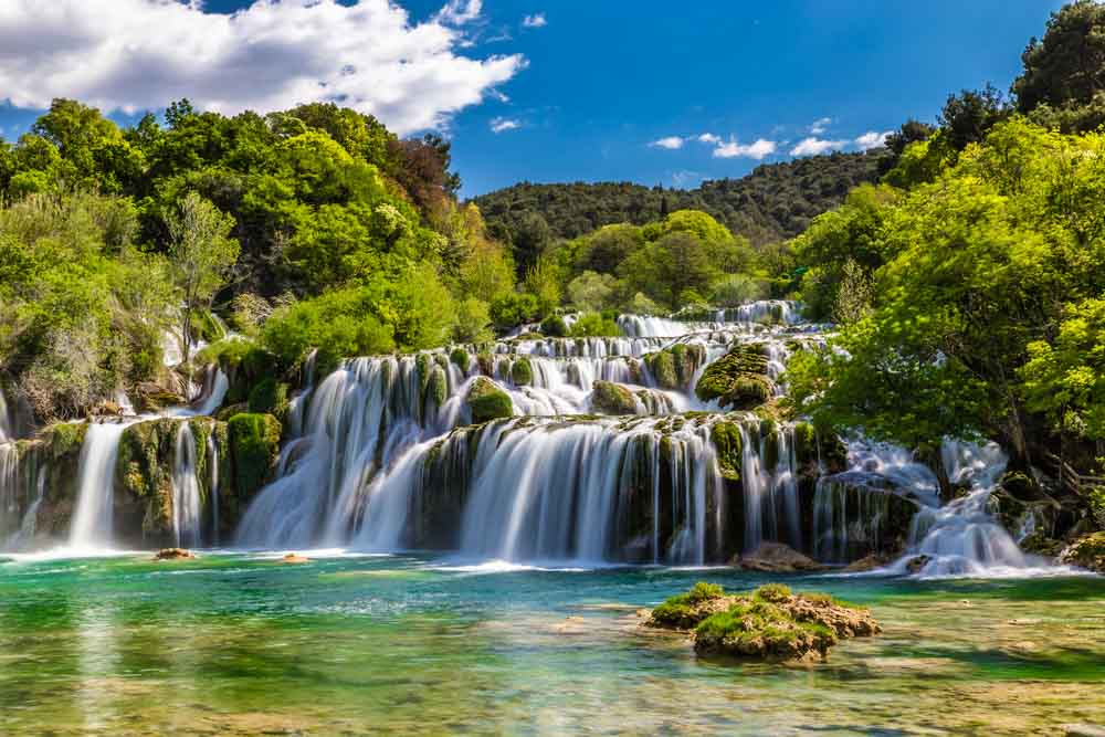 KRKA National Park a must for 7-day Croatia itinerary