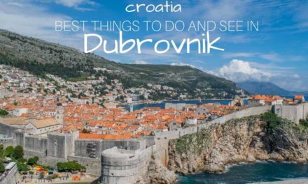 Best Things to Do in Dubrovnik, Croatia – Itinerary for First-Time Visitors
