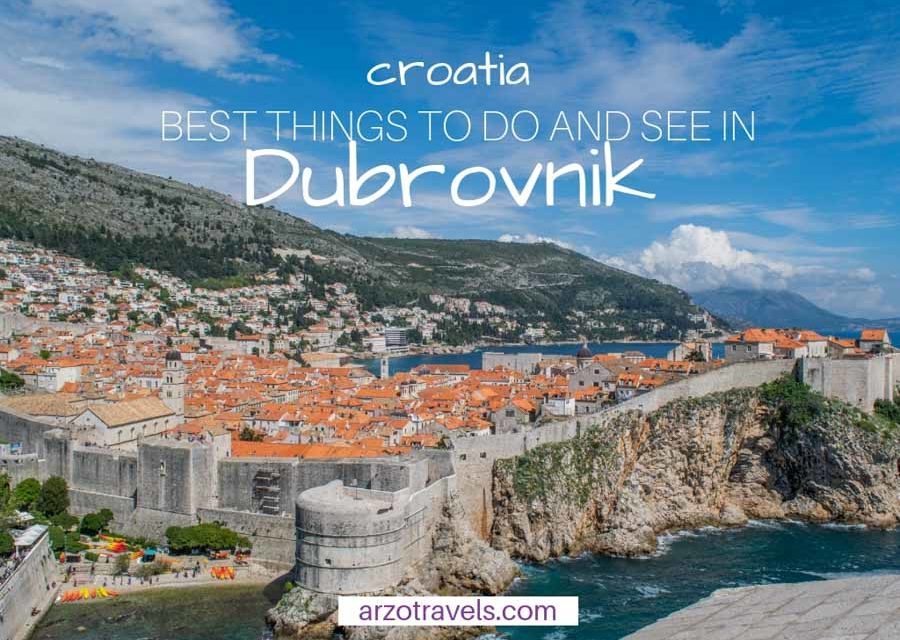 Best Things to Do in Dubrovnik in 2 Days – Best Itinerary