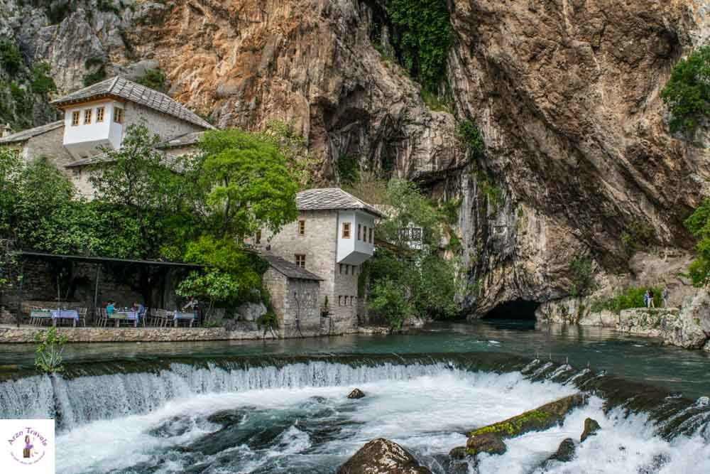 Blagaj is a good half a day trip from Mostar