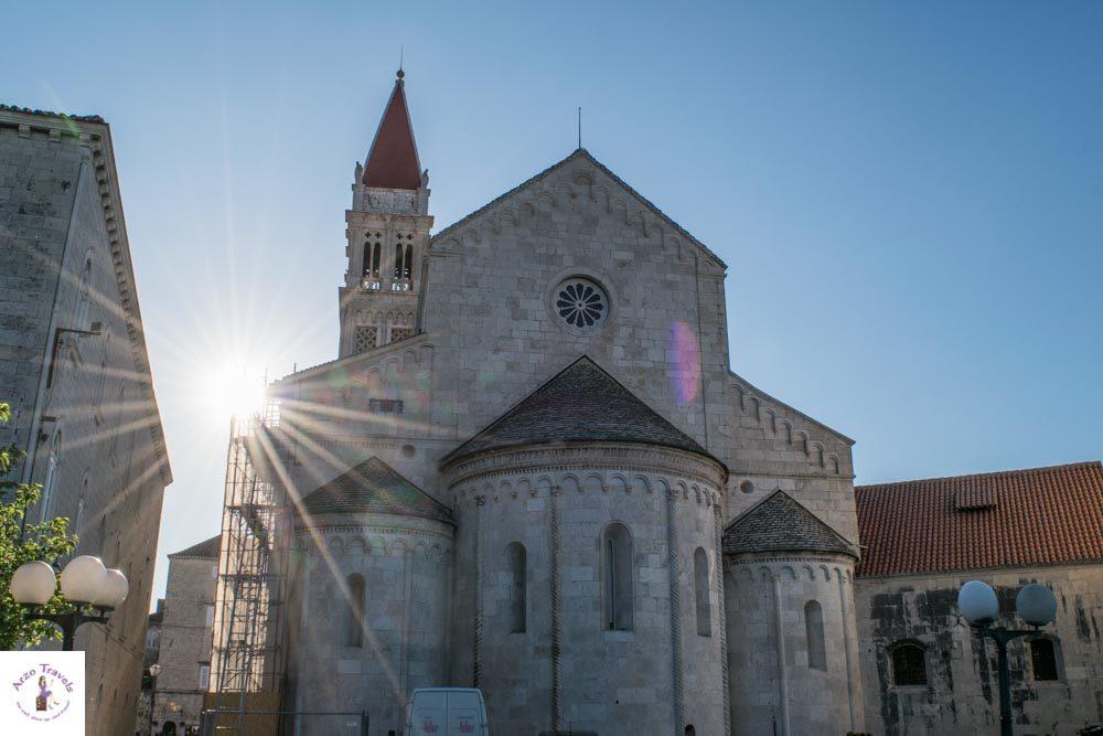 Catherdral n Trogir, Croatia