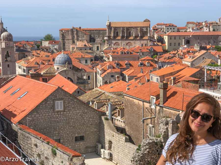 Croatia as a solo female traveler