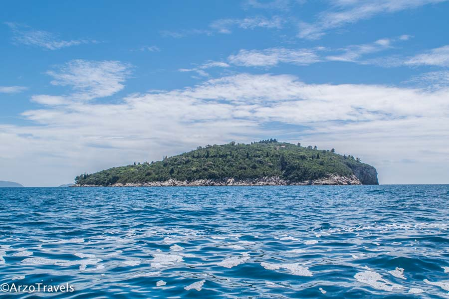 Dubrovnik Lokrum island is one of the best activities in Dubrovnik