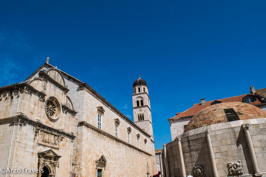 Dubrovnik Stradun is one of the best things to do