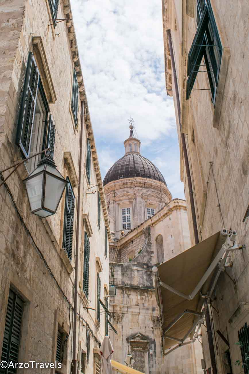 Dubrovnik old town - what to do in Dubrovnik