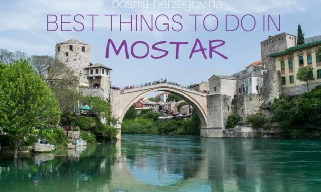 Best Things to Do in Mostar in One Day