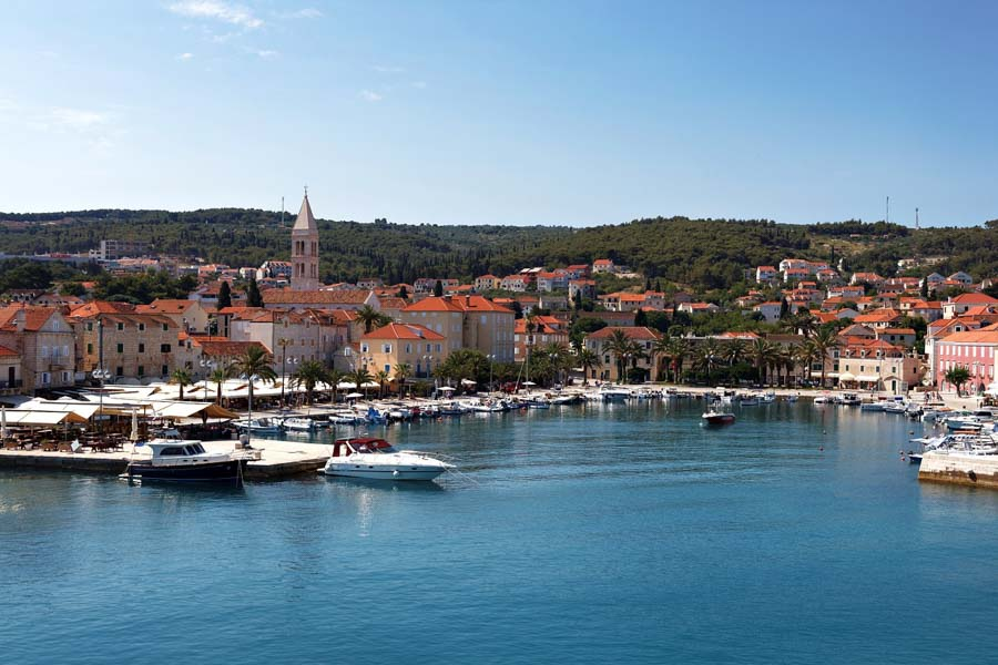 Hvar Island in Croatia in 10 days