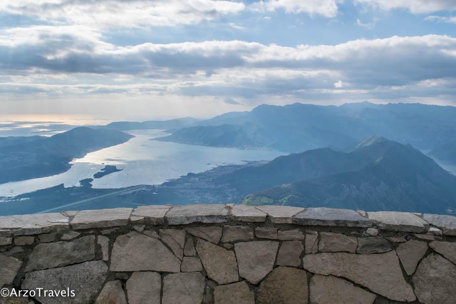 Kotor Montenegro drive