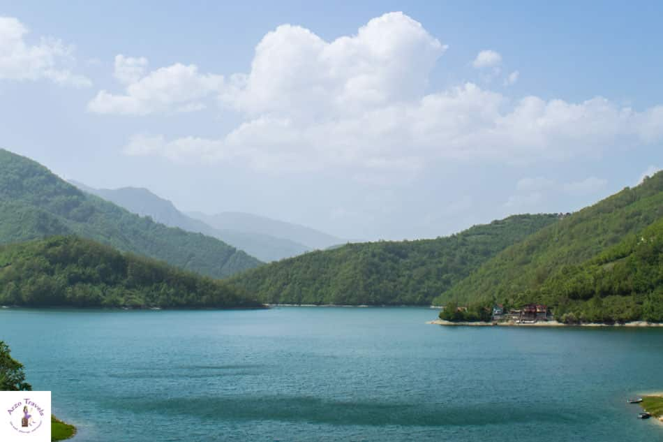 Lake Jablanica in Bosnia-Herzegovina is one of the most beautiful places to visit