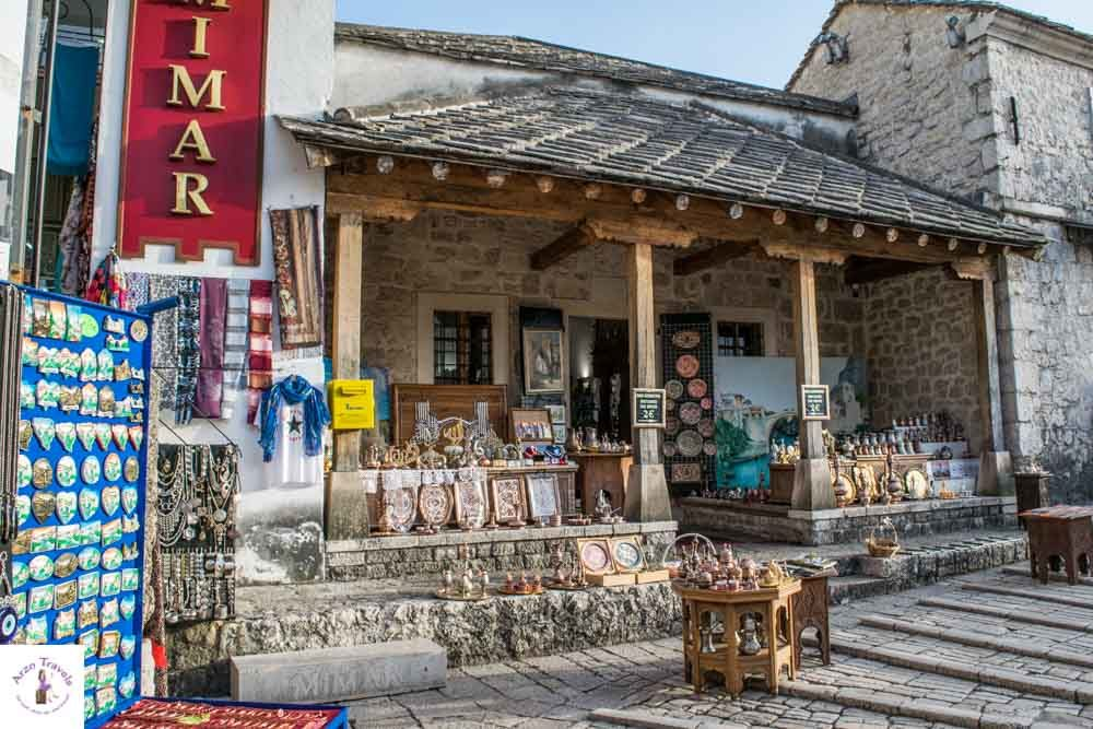 Mostar shop