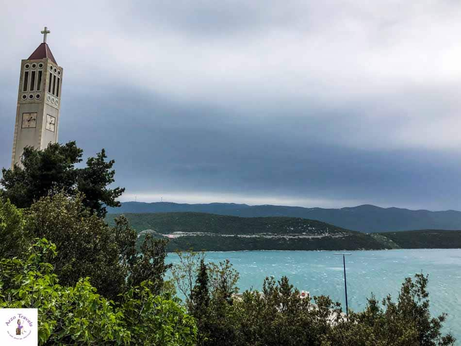 Neum in Bosnia-Herzegovina is a good stop for a beach day