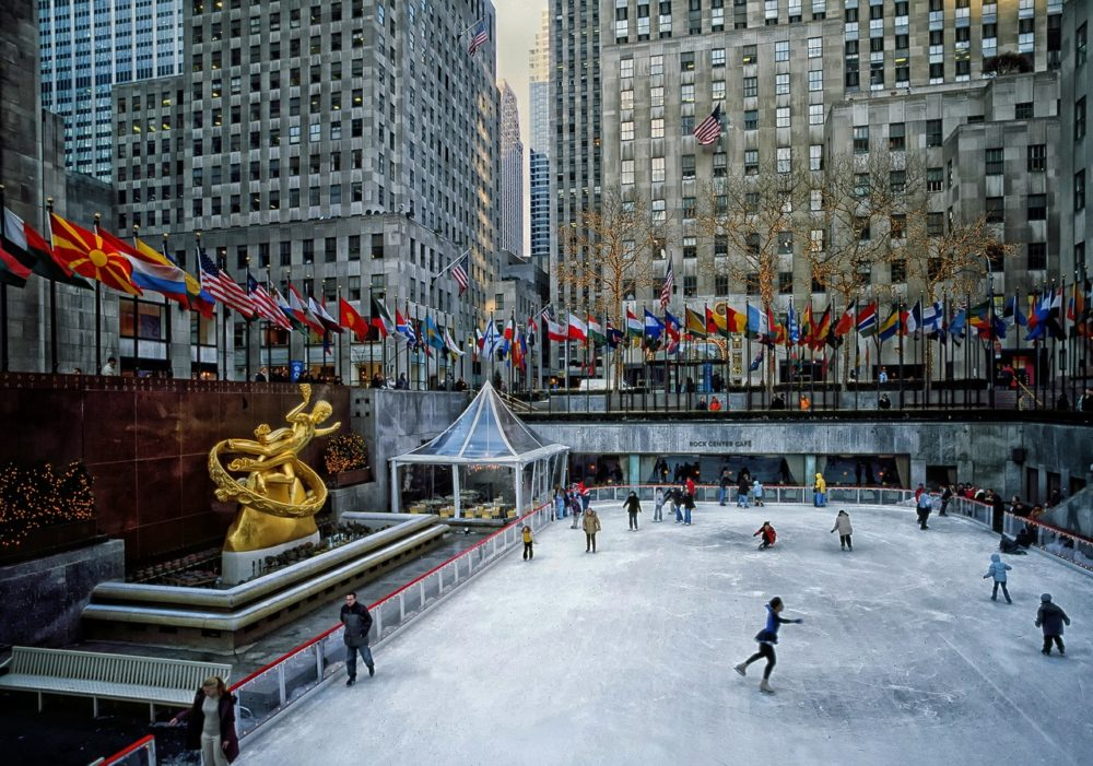 New York in the winter is one of the best cities to visit in the US