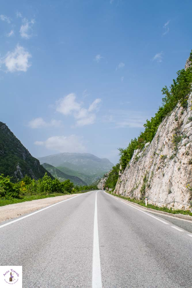 Road in Bosnia-Herzegovina things to know before visiting