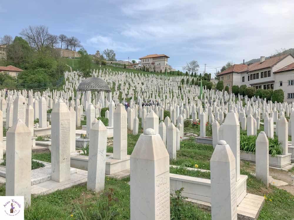 Sarajevo Kovači Martyr's Cemetery