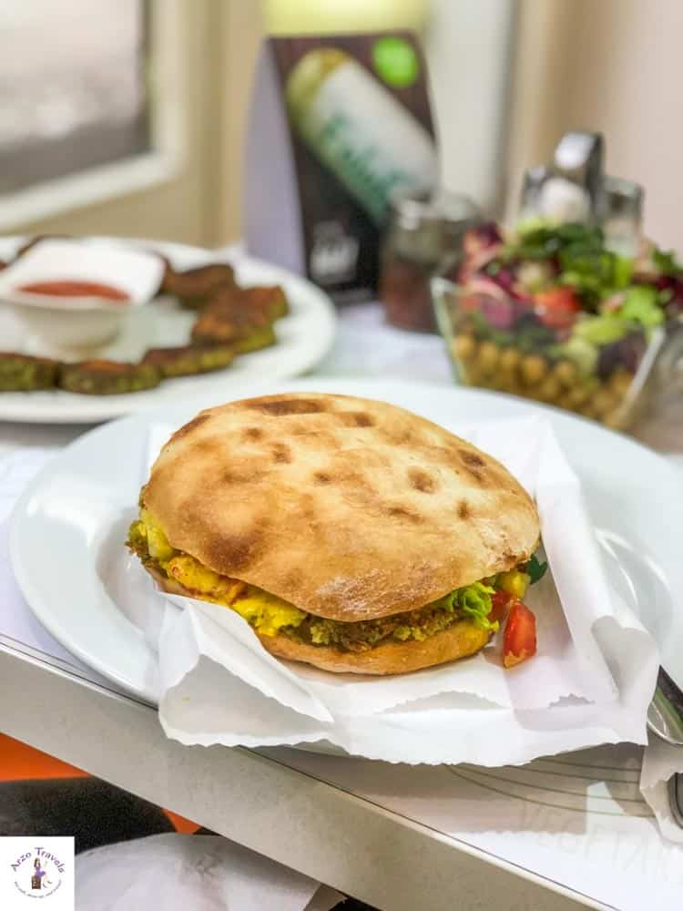 Sarajevo where to have vegan food_