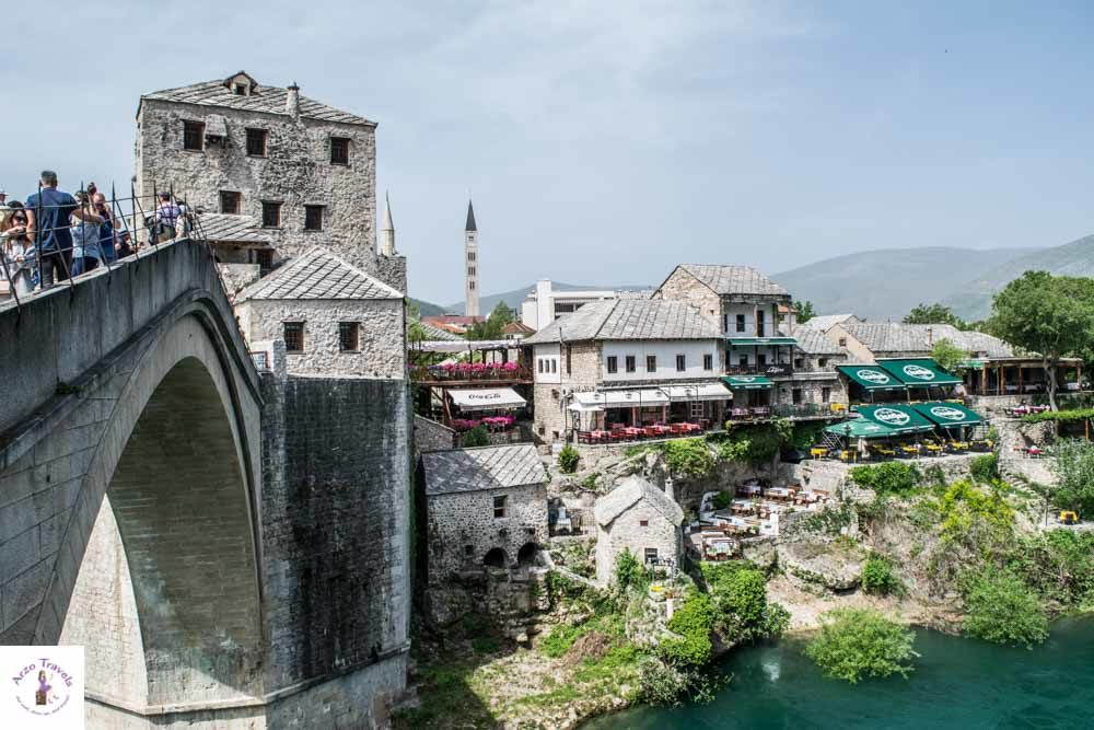 Stari Most in Mostar is the best place to visit